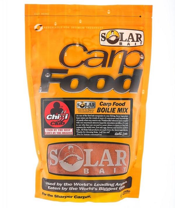 Solar boilie mix candy floss-5 kg