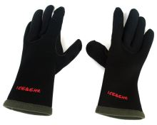 Behr Neoprenové rukavice s fleecovou podšívkou Icebehr Titanium Neopren-Velikost XL