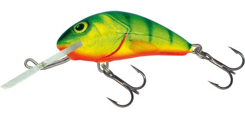 Salmo Wobler Hornet Floating Hot Perch