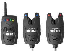 Delphin Sada Signalizátorů Diver 9V-3+1