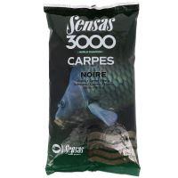 Sensas Krmení Carpes 3000 1 kg-Kapr Černý