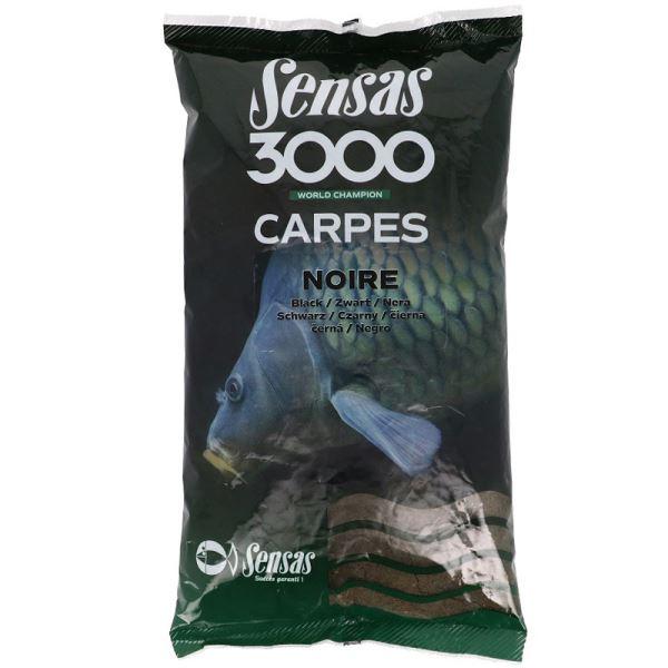 Sensas Krmení Carpes 3000 1 kg