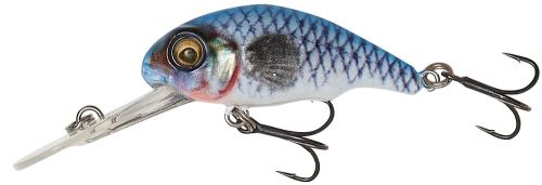 Savage Gear Wobler 3D Goby Crank F Blue Silver