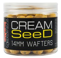 Munch Baits Vyvážené Boilie Cream Seed Wafters 200 ml-18 mm