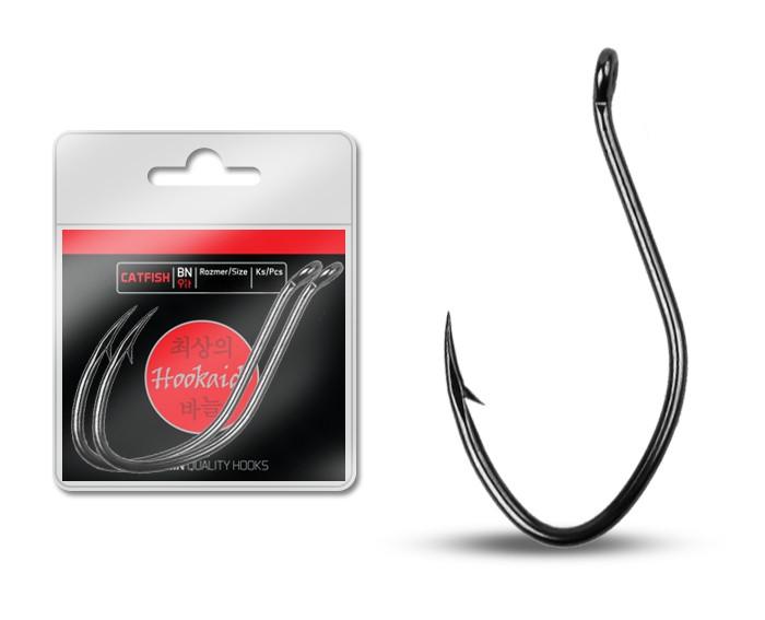 Delphin háčky hkd catfish ring-velikost 8/0 (2ks)
