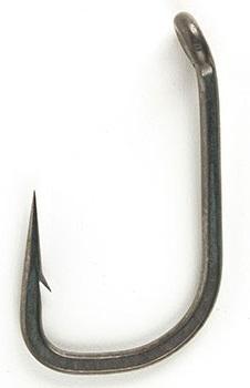 Fox háčky edges wide gape straight hooks-velikost 8