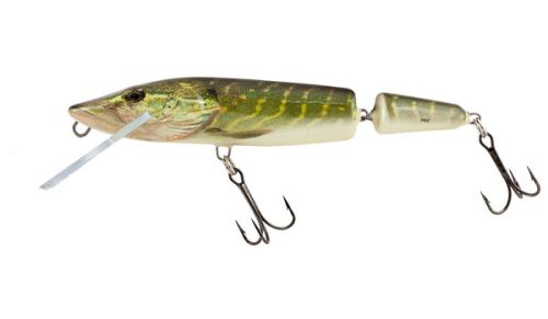 Salmo Wobler Pike Jointed Floating Real Pike