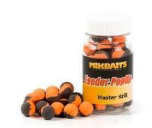 Mikbaits Plovouci Boilies XXL Method Feeder Pop Up 60 ml-master krill