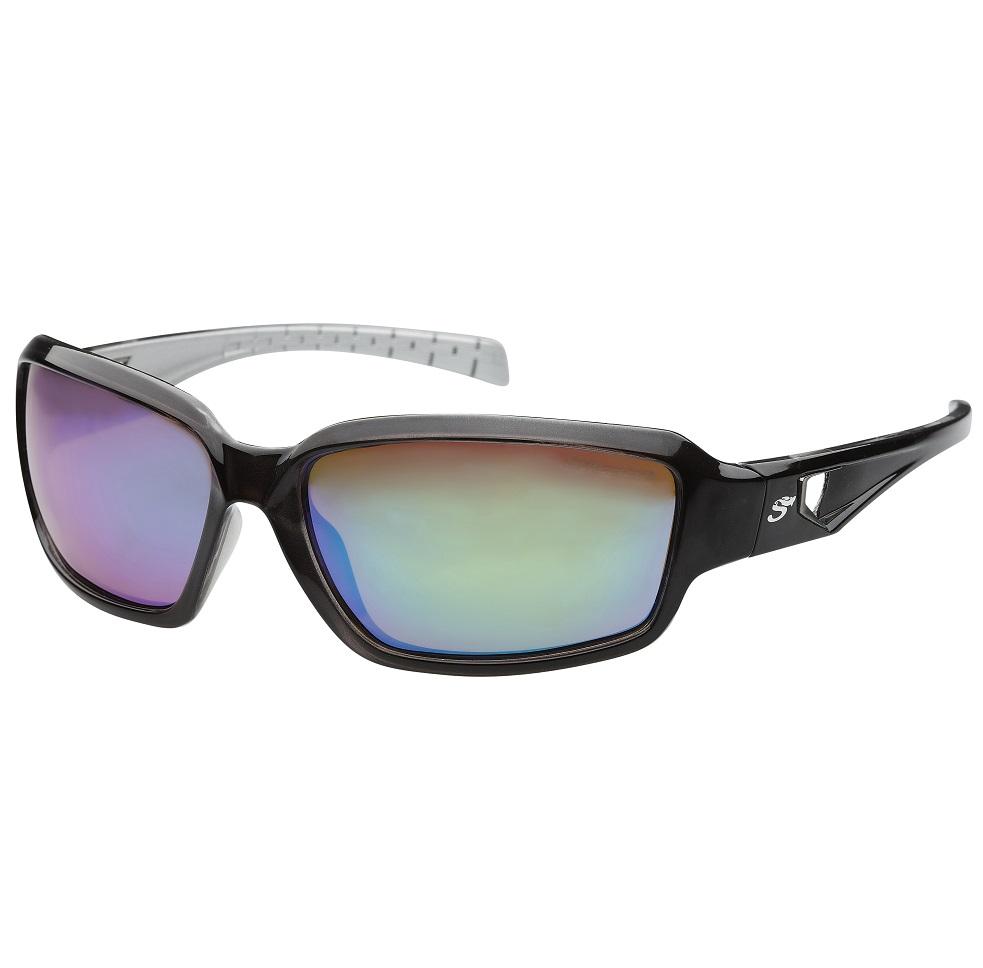 Scierra brýle street wear sunglasses mirror brown green lens