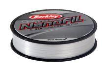 Berkley Vlasec Nanofil Průhledná 270 m-Průměr 0,17 mm / Nosnost 9,723 kg