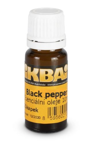 Mikbaits Esenciální Olej Black Pepper 10 ml