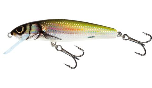 Salmo Wobler Minnow Floating Holo Bleak