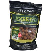 Jet Fish Extra Tvrdé Boilie Legend Range Biokrill 20 mm 250 g