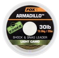 Fox Návazcová Šňůrka Armadillo Light Camo 20 m-Průměr 45 lb / Nosnost 20,4 kg