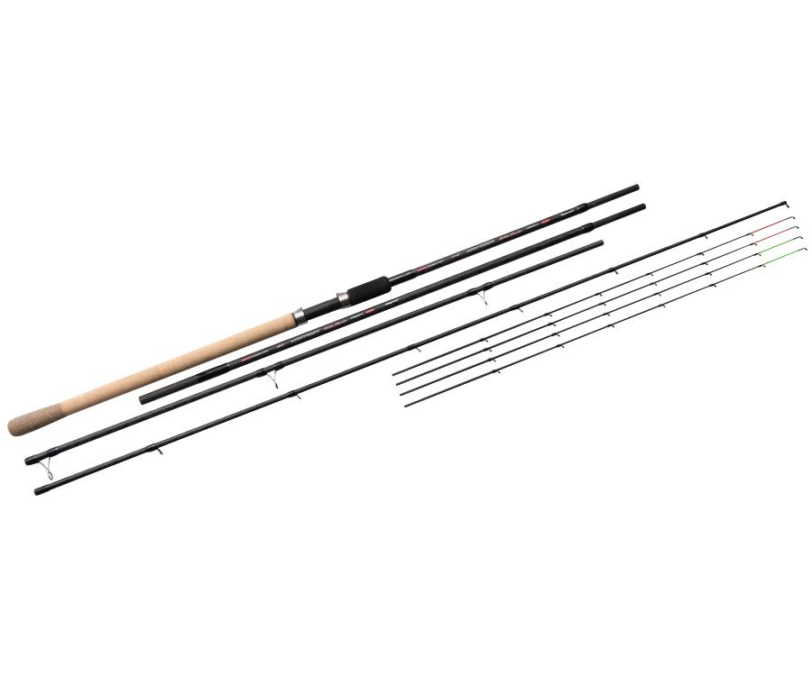 Flagman prut mantaray elite medium feeder combo 3,8 m 80 g