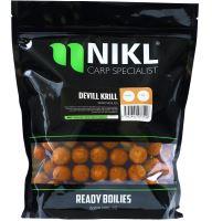 Nikl Boilies Devill Krill - 250 g 18 mm