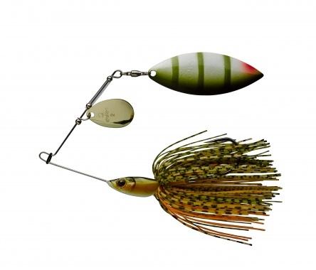 Gunki třpytka spinnaker perch-21 g