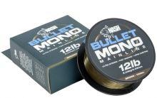 Nash Vlasec Bullet Mono Brown 1000 m -Průměr 0,33 mm / Nosnost 12 lb