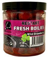 LK Baits Boilie Fresh Restart Wild Strawberry - 14 mm 150 ml