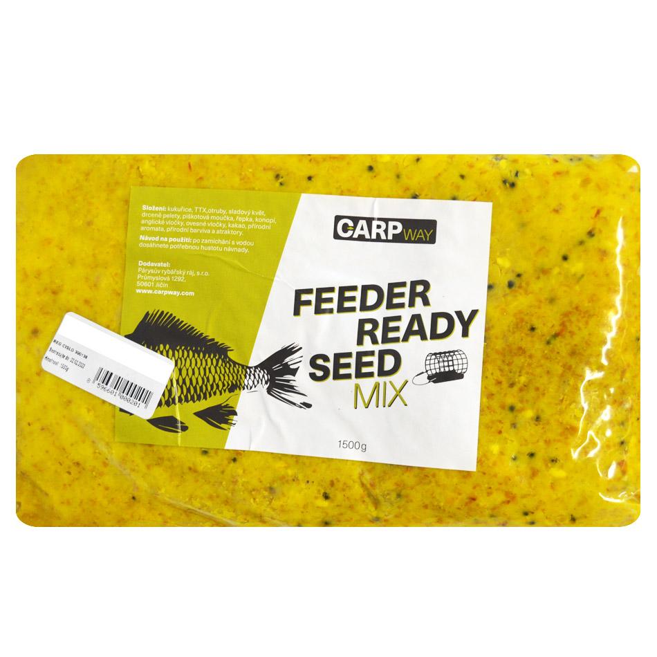 Carpway feeder ready seed mix 1,5 kg-med