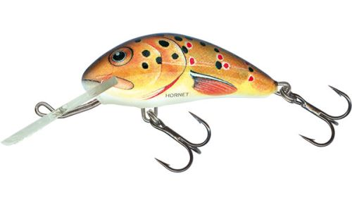 Salmo Wobler Hornet Floating Trout