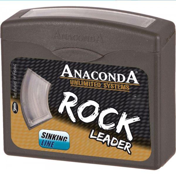 Anaconda Pletená Šňůra Rock Leader 20 m