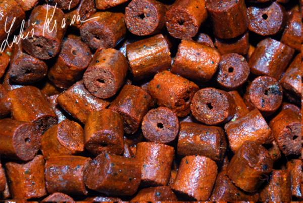 Lk baits pelety salmon hallibut-10 kg 20 mm