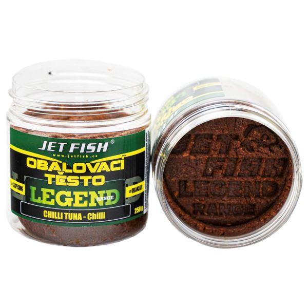 Jet Fish Obalovací Těsto Legend Range Chilli Tuna 250 g