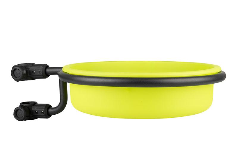 Matrix držák 3d-r x-strong bucket hoop inc. lime bowl