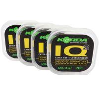 Korda Fluorocarbon IQ Extra Soft 20 m-12 lb