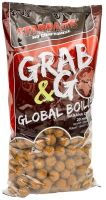 Starbaits Boilie Grab & Go Global Boilies Banana Cream 20 mm - 10 kg