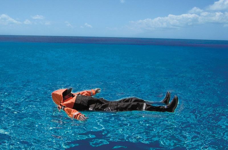 Behr plovoucí oblek floatationsuit-velikost xl