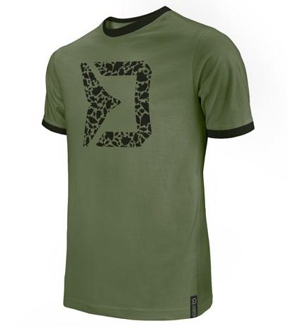 Delphin tričko rawer carpath - xl-velikost - xl