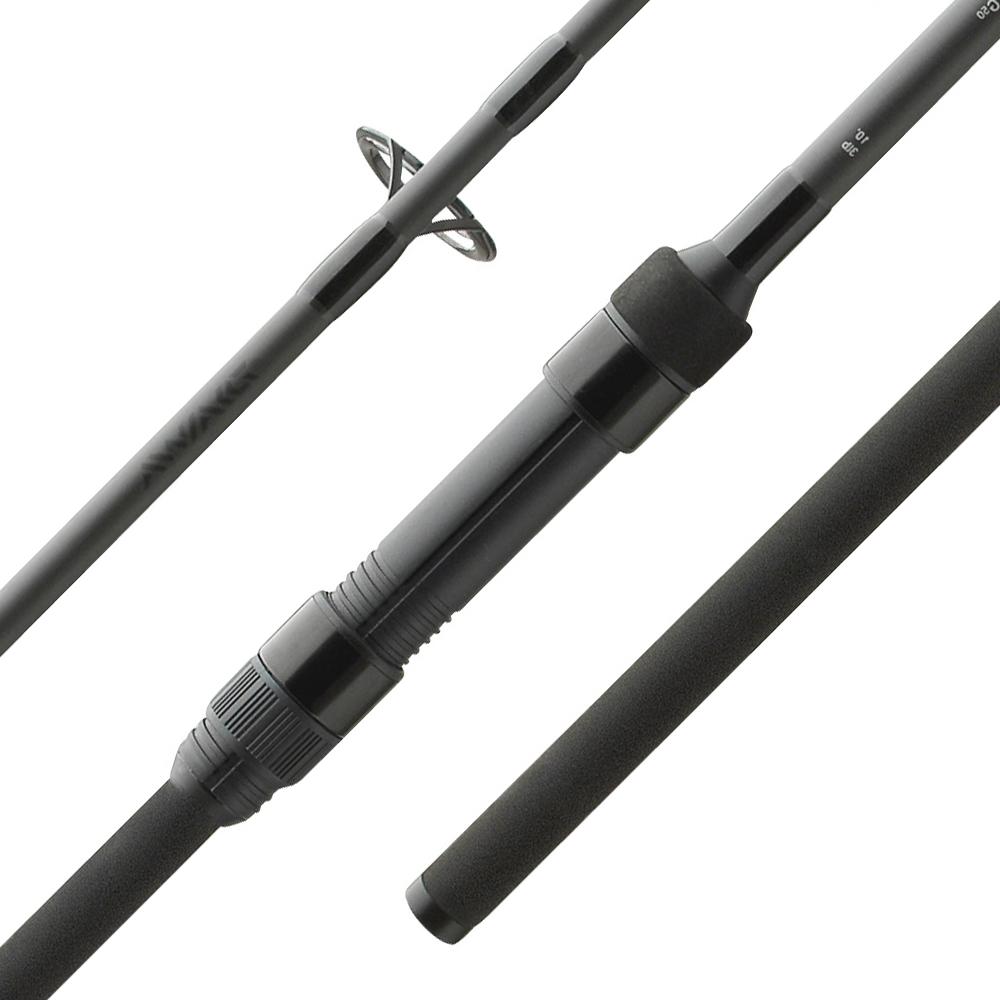 Daiwa prut black widow stalker carp 3 m (10 ft) 3 lb