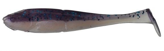 Illex ripper magic slim shad magic purple-10 cm