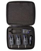 Flajzar Sada Signalizátorů Fishtron Q9 RGB TX-3+1