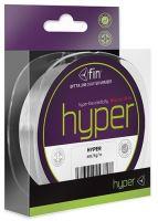 Fin Vlasec Hyper Platinum 300 m Čirá-Průměr 0,102 mm / Nosnost 3,5 lb