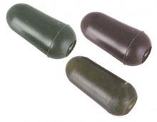 Anaconda Zarážka Bullet Beads 10 ks-Hnědá