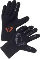Savage Gear Rukavice Super Stretch Neo Glove-Velikost XL