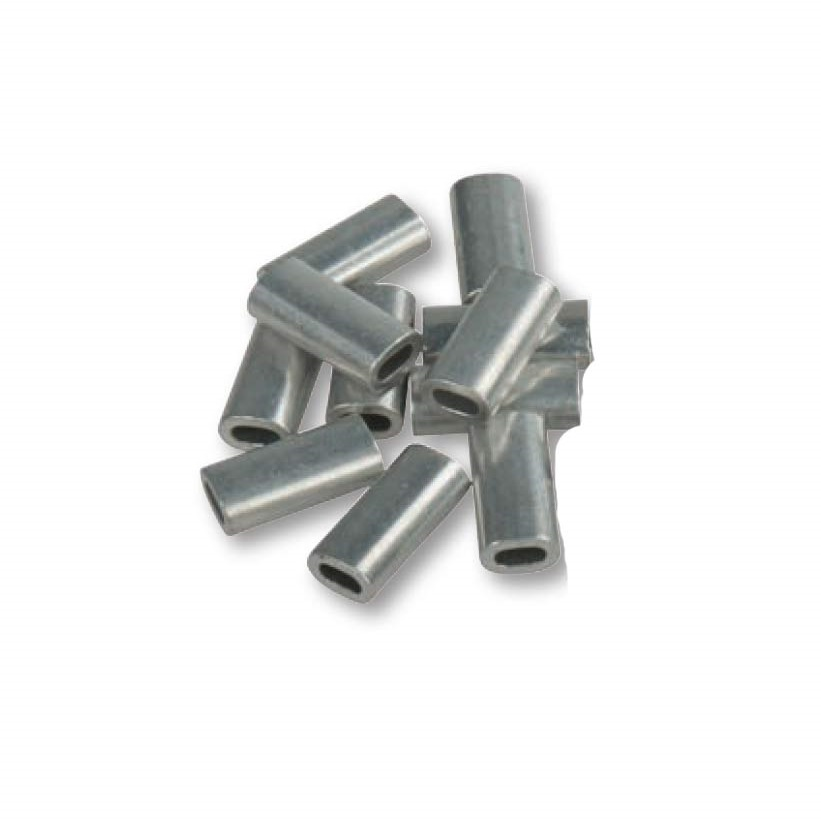 Madcat crimpy aluminum sleeves-1 mm