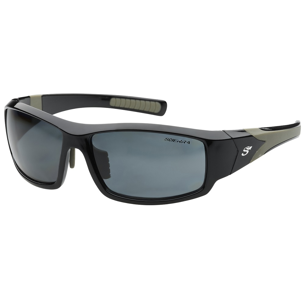 Scierra brýle wrap arround sunglasses grey lens
