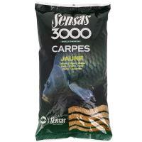 Sensas Krmení Carpes 3000 1 kg-Kapr Žlutý