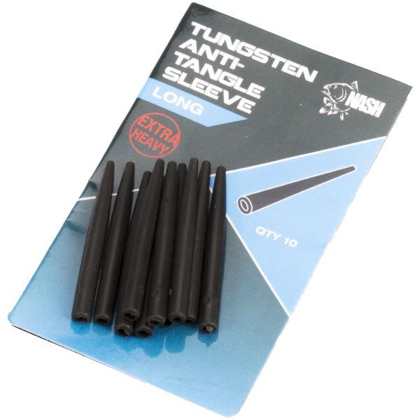Nash Težké Převleky Proti Zamotání Tungsten Anti-Tangle Sleeves