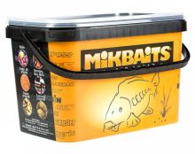 Mikbaits Boilies Express Original Oliheň 20 mm - Hmotnost 2,5 Kg