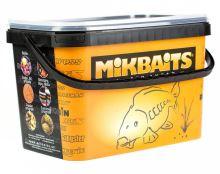 Mikbaits Boilie Robin Fish Tuňák Ančovička - Velikost 16 mm / Hmotnost 2,5 kg