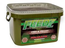 Starbaits Pelety Feedz Fish Pellet 4 kg-14 mm