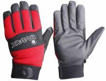 Imax Rukavice Oceanic Glove Red-Velikost M