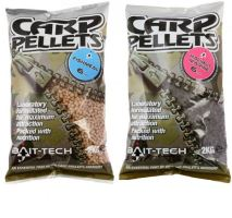 Bait-Tech pelety carp feed pellets 6 mm 2 kg-Hallibut