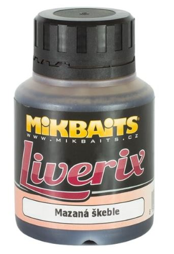 Mikbaits Dip LiveriX Mazaná Škeble 125 ml
