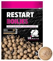 LK Baits Boilie ReStart Mussel-1 kg 14 mm
